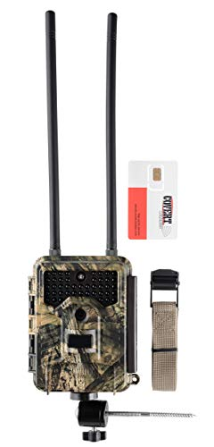 Covert E1 4G LTE Wireless Trail Camera with Mount (AT&T)