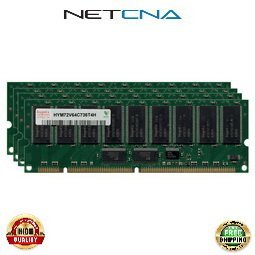 Pc133 Ecc Reg Memory - S26361-F2582-L120 2GB Fujitsu 168-pin PC133 Reg ECC SDRAM DIMM Kit 100% Compatible memory by NETCNA USA
