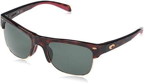 Costa Del Mar mens Pawleys Round Sunglasses