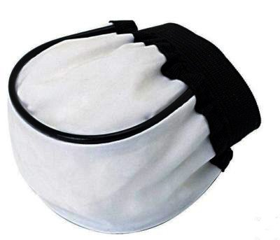 Fotasy LD1 Universal Studio Soft Box Flash Diffuser for Canon EOS, Nikon, Olympus, Pentax, Sony, Sigma and Other External Flash Units (White)