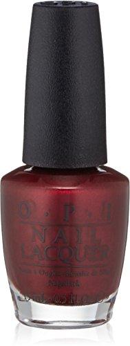 red black nail polish - 1
