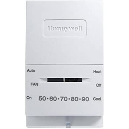 Honeywell YCT51N1008 Standard Heat/Cool Manual Thermostat ...