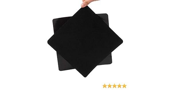 Bulary Accesorios para Impresora 3D Placa Base de Placa magnética Cara A + Cara B Etiqueta de la Cama de impresión 3D Etiqueta engomada de la Cama ...