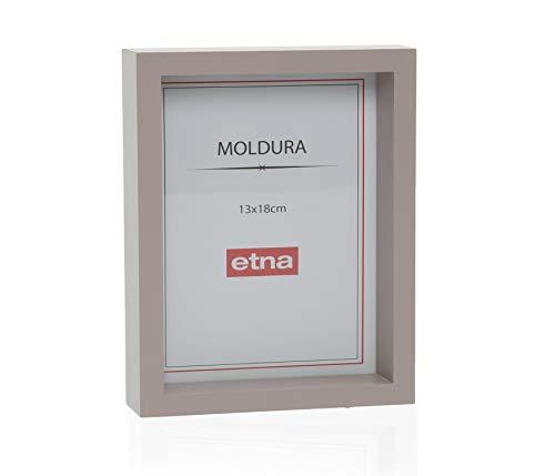 Porta Retrato Etna Cinza 13X18X4cm