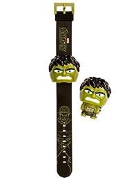 Bulb Botz 2021845 Reloj de Pulso, Hulk, Niños