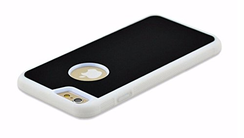 Anti Gravity Case para Apple Iphone 6 / 6s 4.7 Pulgadas Smart Slim Case Book Cover Stand Flip (Blanco) NUEVO
