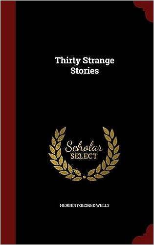 Book Thirty Strange Stories