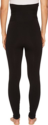 SPANX Women's Mama Look at Me Now Leggings, Very Black, Small by SPANX (Image #2)