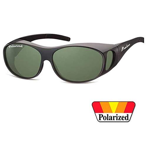a graduadas polarizada gafas las sobreponer Sol para de Gafas 1pqIa