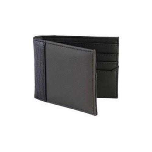 Saffiano Bi Fold (Sanis Enterprises 4 3/8