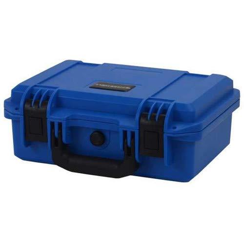 Freewell Rugged Waterproof Hard Case (Blue) Compatible With DJI Mavic Pro /Platinum /Alpine White by Freewell