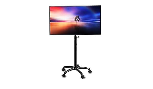 Soporte TV Soporte De Suelo para Mini TV para Pantallas Planas De Plasma LCD De 14 A 37 Pulgadas con Pantalla Plana, Pantalla Portátil De Montaje Ajustable En Altura: Amazon.es: Electrónica