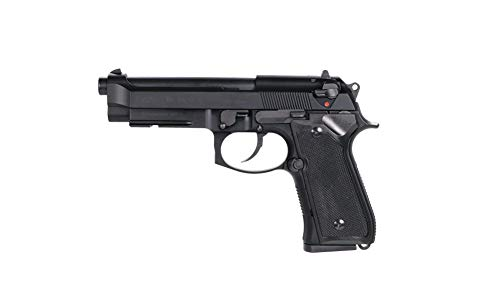 Ptp System - KWA M9 Tactical PTP 6mm 24rd Railed Frame Airsoft Pistol