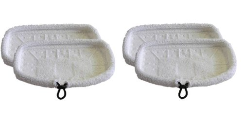 4 Bissell Pad that fit 1867 Steam Mop Pads are # 3255