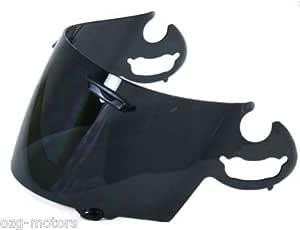 OZ-USA Chrome RR4 aftermarket Visor to fit Arai Helmet Silver Shield Visor Rx7 Corseir Condor RR RR3 3 4 Viper GT Astro Reflective