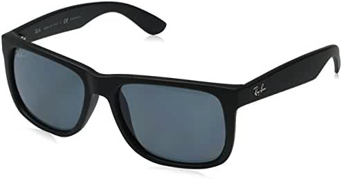 Ray-Ban Men's 0RB4165 Justin Polarized Sunglasses