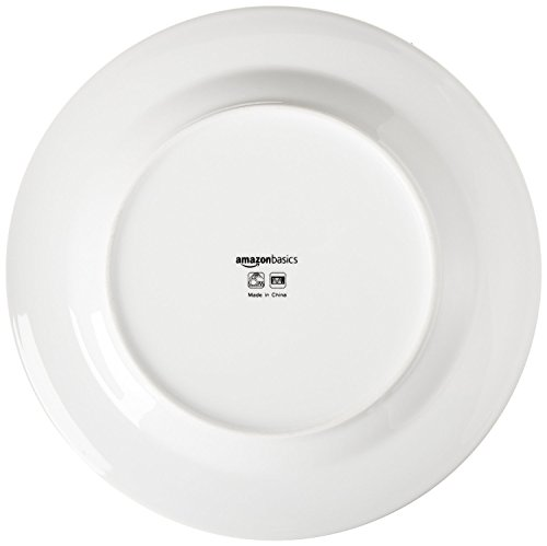 AmazonBasics 18-Piece Dinnerware Set, Service for 6 by AmazonBasics (Image #4)