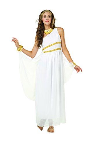 Women s White Roman Toga Costume (RG Costumes) - Funtober 11f39baba