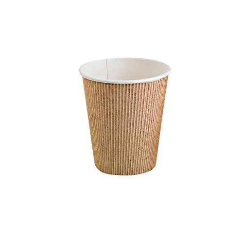 Packnwood 210gcbio9 9 Oz. White Paper Nature Cup 210GCBIO9