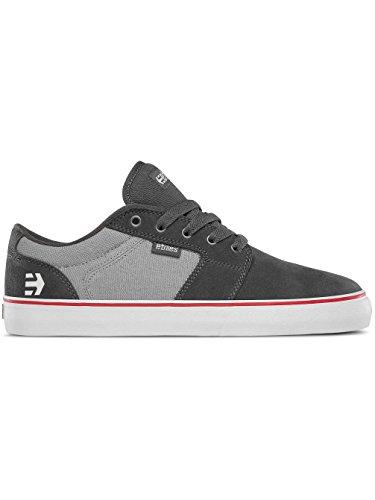 Etnies Barge Ls Skate Shoe Gray Combo