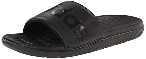 adidas Performance Men's Voloomix M Slide Sandal,Core Black/Running White/Black,10 M US
