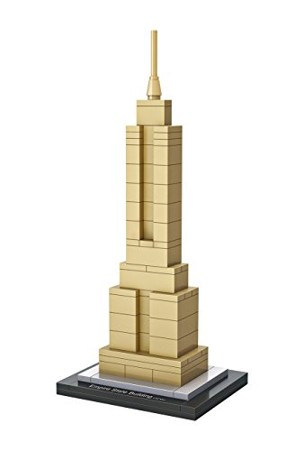 Building Toys Teens : Micro brickland empire state building bricks toy sets for