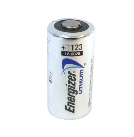 25 pcs Energizer Lithium CR123A 3V Photo Lithium Battery by Energizer
