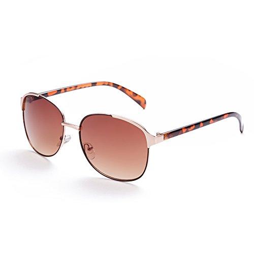 Naivo Women's YJMH078-2 Miami Vice Inspired White Sunglasses, - Sunglases White