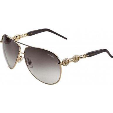 Gucci Sunglasses GG 4230/S GOLD 6DEHA - Black Gucci Gold And