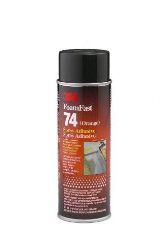 3m-foam-fast-74-spray-adhesive-orange-169-fl-oz-aerosol-can-pack-of-1