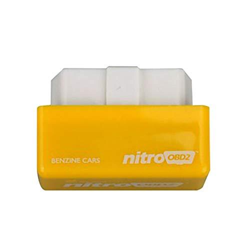 Barlingrock 2019 Gasoline Car Power Fuel Saver Performance Tuning Box 35% More Power