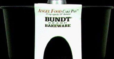 Nordicware Angel Food Pan 12 Cup Metallic Gray by Nordicware