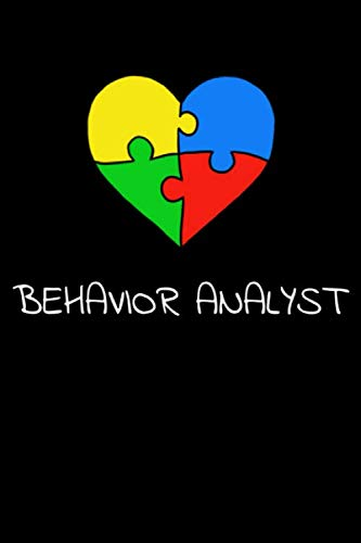 Behavior Analyst: Gifts for ABA Therapists, Behavior Technicians, BCBA or ABA Students Journal - 6