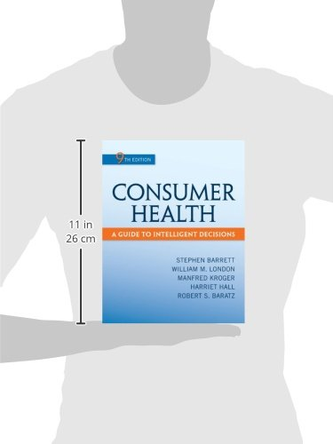 Consumer Health: A Guide To Intelligent Decisions by Brand: McGraw-Hill Humanities/Social Sciences/Languages