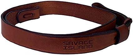 Savage Island Sangle Bandouli/ère en Cuir pour Fusil