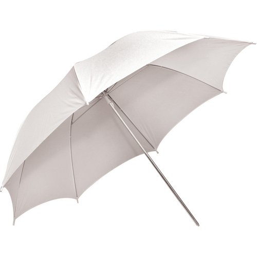 Impact White Translucent Umbrella (43'') by Impact