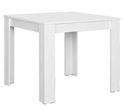 Cavadore Nick Tavolo, Bianco, 80 x 80 cm intern 90082