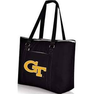 NCAA Georgia Tech Yellowjackets Tahoe Extra Large Insulated Cooler Tote