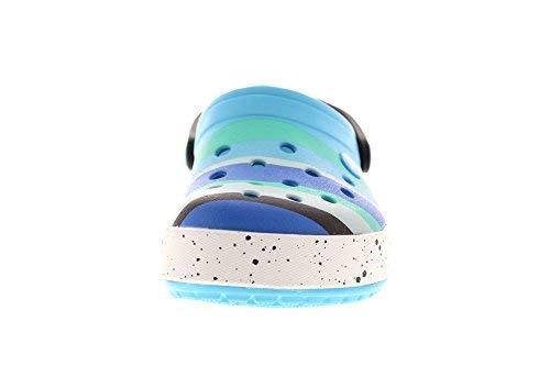 Crocband Clog Crocs Color 37 Ocean 38 Burst dxttrzqw