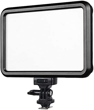 Sunset Foto Photography Video LED Light Edge Lit Flat Panel Dimmable LCD Display Photo Video