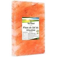 Pedra Chapa de Sal Rosa do Himalaia 5kg Wenutri