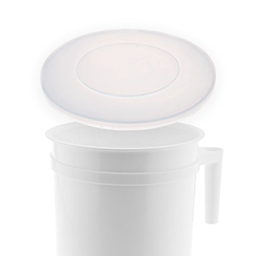 Toddy® Compatible Cold Brew System Lid/Brewer Cover/Top - 100% Silicone - BPA-Free - Manufactured and Sold By Impresa Products
