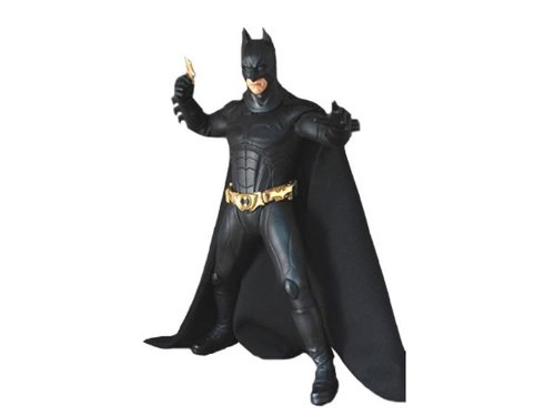 Movie Masterpiece - 1/6 Scale Fully Poseable Figure THE DARK KNIGHT - BATMAN (ORIGINAL COSTUME) B001EI38II