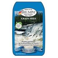 Triumph Grain-Free Salmon and Sweet Potato Dog Food, 14 lb.