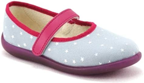 Bellamy Chaussons Ballerines Fille 690002 ROUKY Etoile