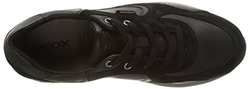 Calzado deportivo para hombre, color Negro , marca GEOX, modelo Calzado Deportivo Para Hombre GEOX UOMO HAYDEN E.W. B Negro Negro
