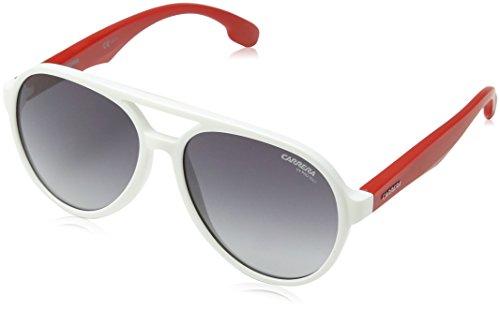 Carrera Kids Carrerino 22/S Sunglasses, White/Dark Gray Gradient, - 22 Carrera Sunglasses