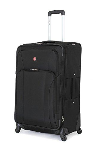SwissGear Black Luggage Collection