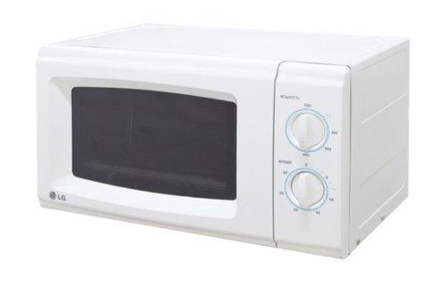 LG - Microondas Ms2021C, 20L, 700W, Blanco: Amazon.es: Hogar