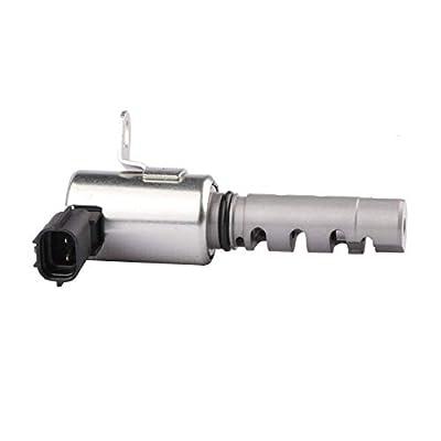 MOSTPLUS Left & Right Oil Control VVT Valve Variable Timing Solenoid Replaces 153400A010 15330-0A010 for Toyota Avalon Sienna Lexus ES300 ES330 RX300 2003 2004 2005 2006 3.0L 3.3L (Set of 2): Automotive